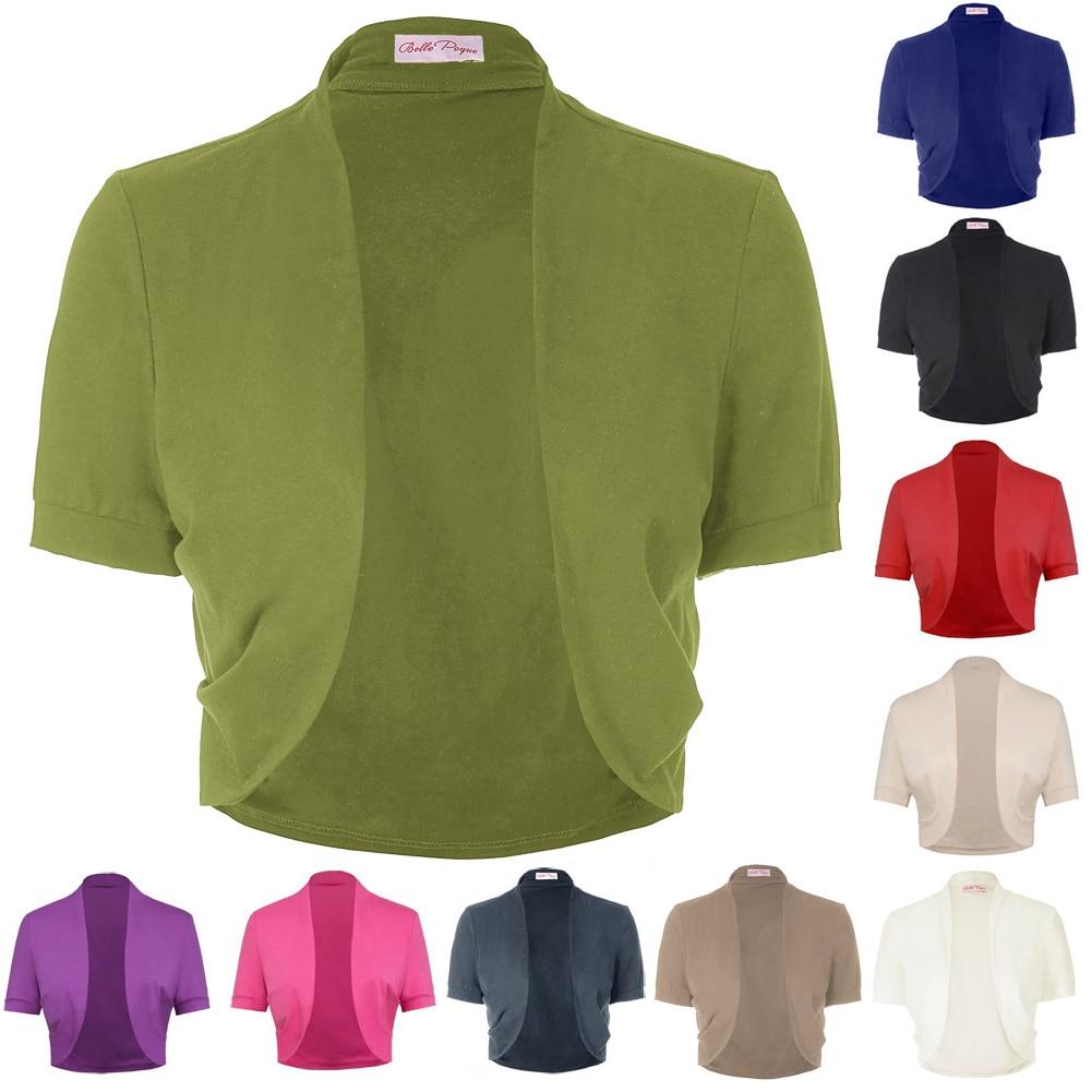 Steampunk Shrug Jacket Olive Green Ladies Ruffled Neckline Lined Short Jacket