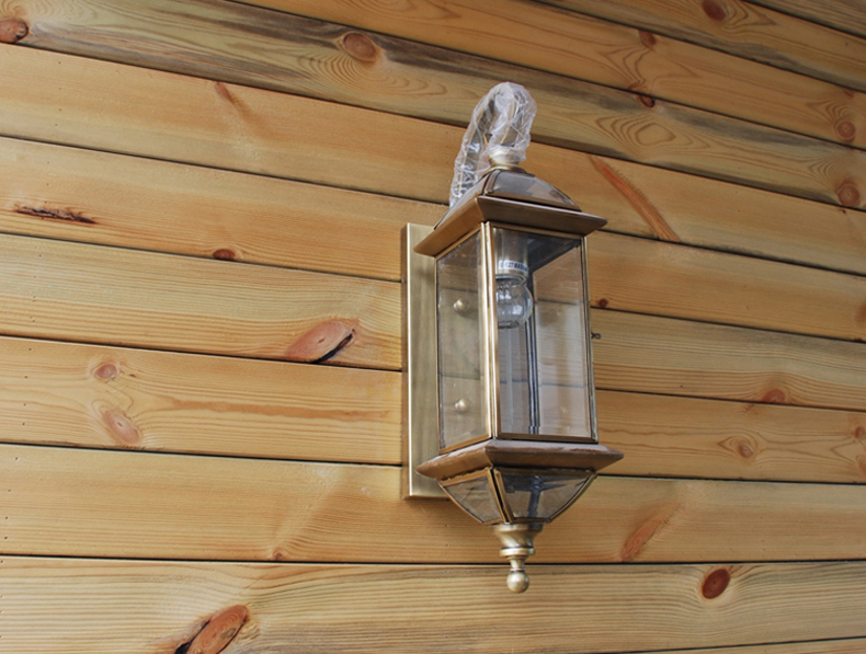 Exterior Wall Lamps Led Wall