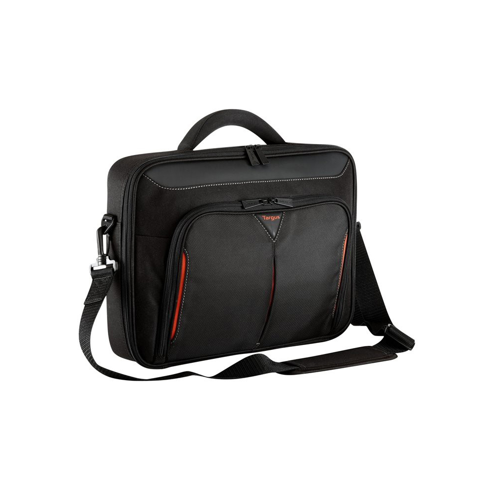 Computer & Office>>Laptop Accessories>>Laptop Bags & Cases Bag TARGUS for laptop 15.6 Targus CN415EU-50 black/red polyester [whorse] famous brand vintage genuine leather men handbag briefcase bag crazy cowhide mens laptop business messenger bags w5150