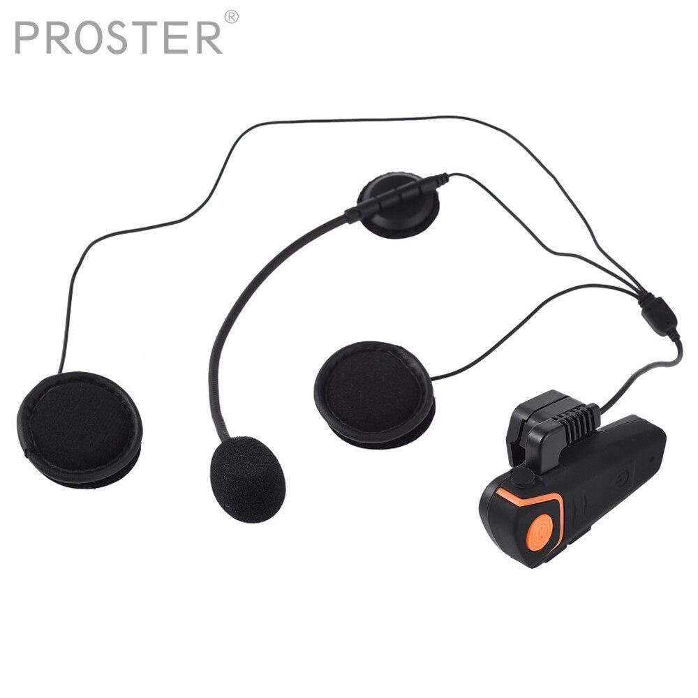 PROSTER Para Walkie Talkie K-cabeça Adaptador para microfone Sem Fio fone de ouvido bluetooth rádio Socotran arpiece