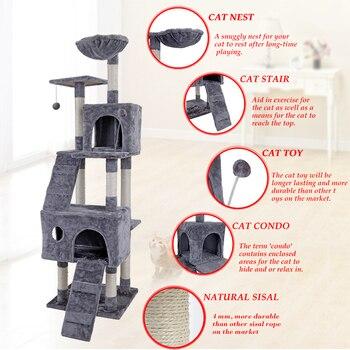 Cat Furniture Scratching Tree 2