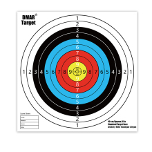 30 Standard Paper Archery Targets 16×16″ and 24×24″ – CLEARANCE