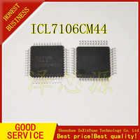 2 unids/lote ICL7106 ICL7106CM44 QFP44 LCD controlador de pantalla QFP nuevo original