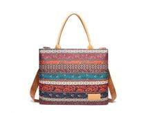 Fashion Shoulder Waterproof Simple Business 13.3 Inch 14 Inch 15.6 Inch Female Women Girls Hand-held Shoulder Laptop Bag