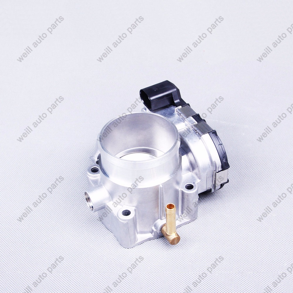 Brand New OEM No 06A 133 062 C 0 280 750 036 Electronic Throttle Body case for Audi TT and VW Jetta Bora Golf Beetle brand new oem no 06a 133 062 c 0 280 750 036 electronic throttle body case for audi tt and vw jetta bora golf beetle