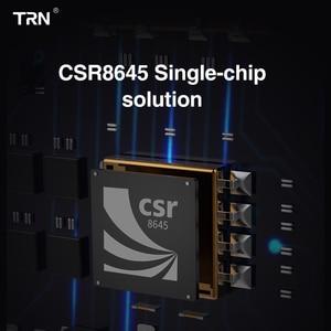Image 4 - AK New TRN BT3S Wireless Bluetooth 4.2 APT X Cable HIFI Earphone 2Pin/MMCX For Revonext QT5 TRN X6/IM2/V80/IM1 Tin T2 Yinyoo V2