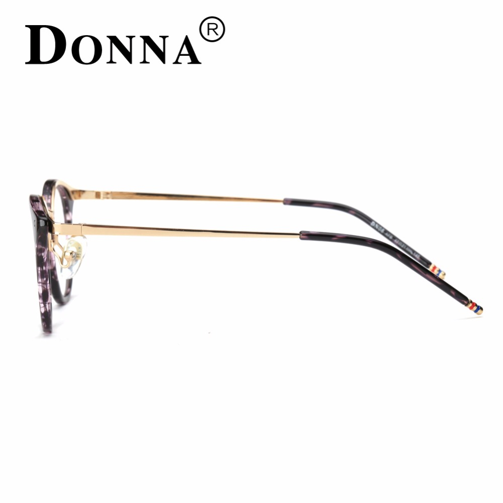 Donna Fashion Reading Eyeglasses Optical Glasses Frames Glasses ...