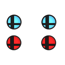 4Pcs Anti-Skid Analog Thumb Stick Grips For Nintendo Switch Ns Game Console Silicone Protection Joystick Cap Thumbstick Cover