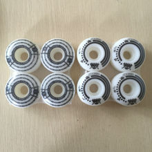 51&52&53mm 4pcs/Set Brand Professional 101A Skateboard Wheels quality street stock wheels for special offer with good price