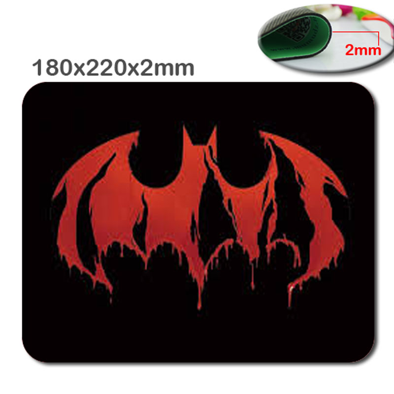Mairuige Red Logo Customized Rubber New Arrival Top Selling Print Fashion Laptop Computer Gaming Mouse Pad Gamer Play Mats ...