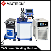 200W/300W/500W YAG Laser Mould Welding Machine for The Almost All Metal Materials Welding
