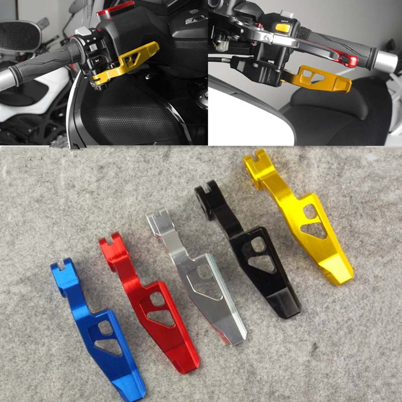Brand 6 Color High Quality Motorcycle CNC Aluminum Handbrake Parking Brake Lever for Yamaha TMAX 500 08-11 T-MAX 530 12-14 XP530