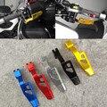 Brand 6 Color High Quality Motorcycle CNC Aluminum Handbrake Parking Brake Lever for Yamaha TMAX 500 08-11 T-MAX 530 12-14 XP530