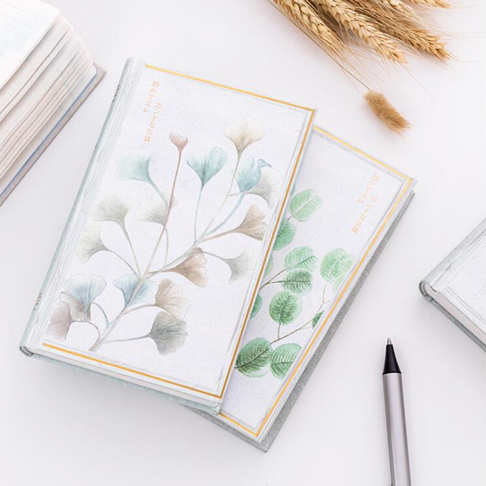 Concise Hardcover Lined Notebook Diary Great Value Student Schedule Planner Diary Lovely Clear Agenda Book 365 day thick hardcover personal diary