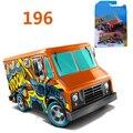 2016 hot wheels 196 metal diecast cars colección kids toys vehículo para niños juguetes 1: 64