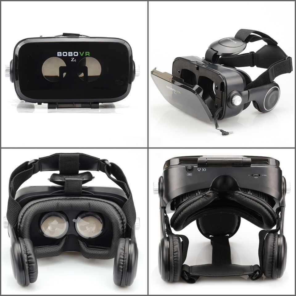 a68bb2efc38 ... BOBOVR Z4 mini VR Box 2.0 3d glasses Virtual Reality goggles Google  cardboard bobo vr z4 ...