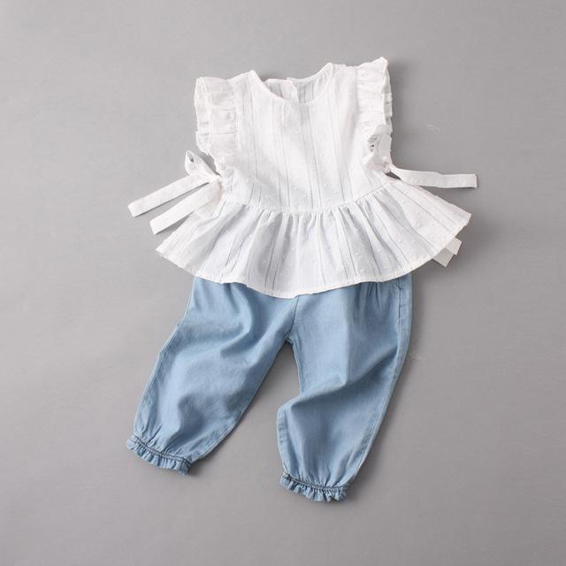 Hot New primavera verano del bebé blusas camisas Fantasy Children ocasional camisa Floral algodón ropa infantil ropa Wear t-shirts