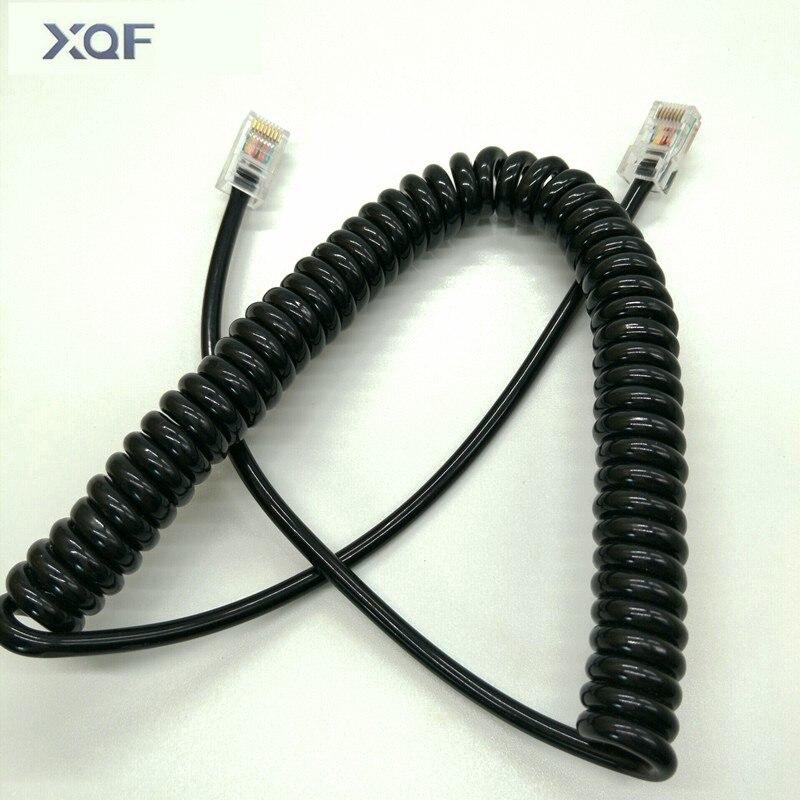 bilder für 8 Pin Hand Mic Lautsprecher Kabel Mikrofon Linie für ICOM IC2100H radio
