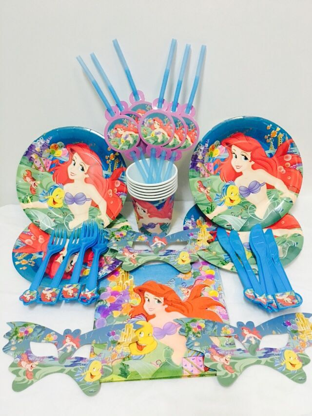 Online buy wholesale mermaids decorations from china for Ariel decoration