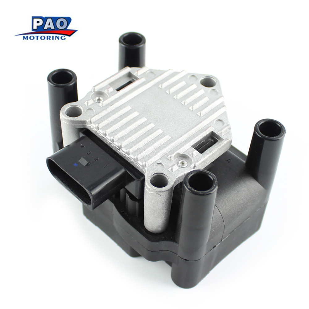 Coils 032905106B Ignition AUDI For SEAT SKODA VW Car-Styling 032905106/032905106b/032905106e