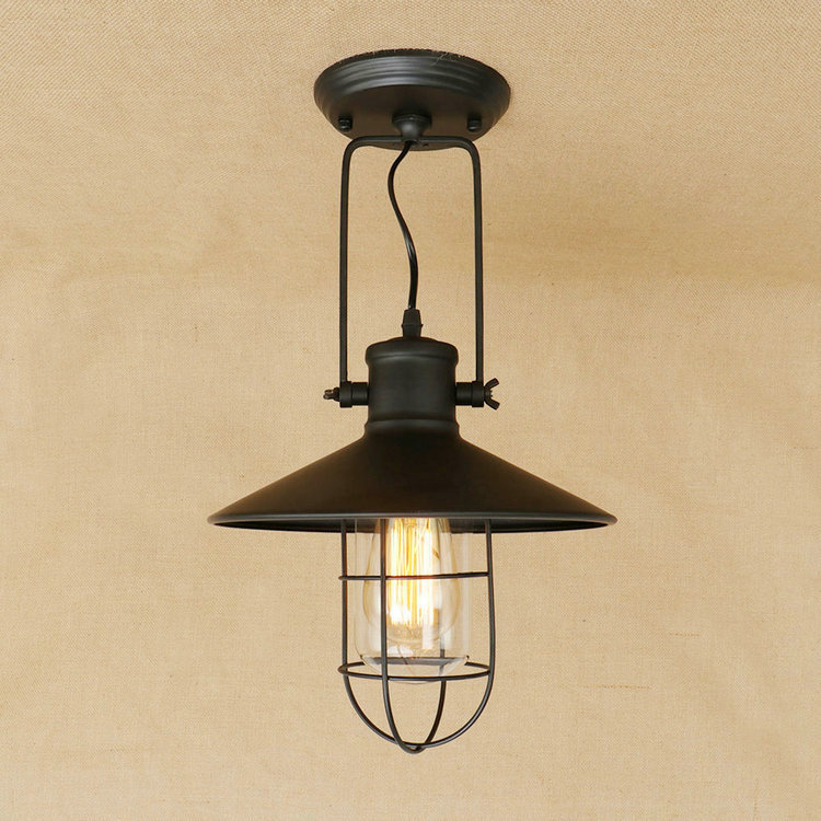 IWHD Plafon Industrial Vintage Ceiling Lamps Fixtures Retro Iron Led Ceiling Light Kitchen Lamparas de techo Home Lighting iwhd loft industrial vintage ceiling lights black retro iron led ceiling lamps for kitchen lamparas de techo home lighting