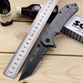 Steel foldingknife ganzo cs go tactical Camping pocket clasp-knifel faca knives survival Hunting withou switch blade multi tools