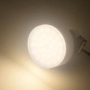 Image 5 - Mới GX53 LED 5W 7W 9W 12W 15W 18W Lampada LED Tủ LED bóng Đèn Ac 110V 220V Tủ Rượu Ánh Sáng Ấm Lạnh Trắng Sáng