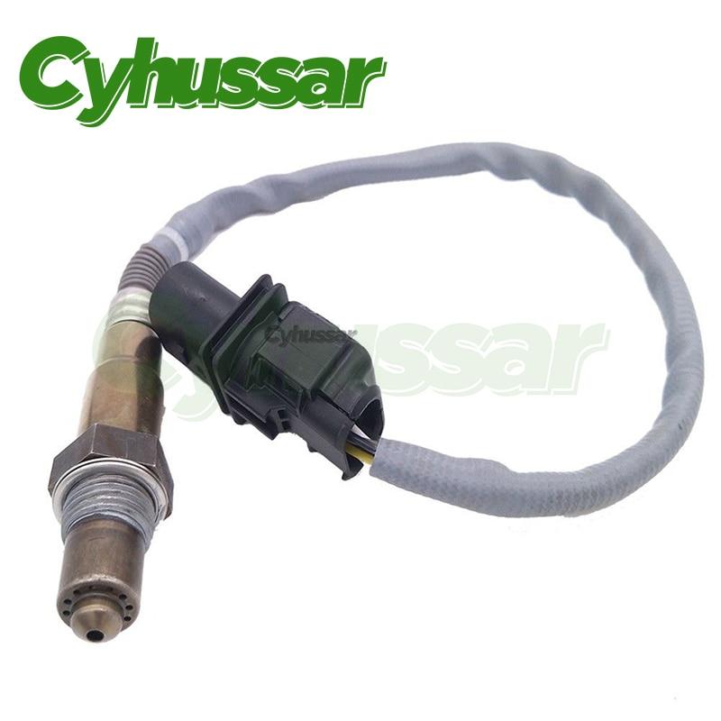 Sauerstoff Sensor O2 Lambda Sensor LUFT KRAFTSTOFF VERHÄLTNIS SENSOR für BMW 550I 650I 750I 750LI 11 78 7535269 11787535269 SU11234 2006