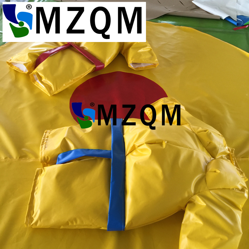 MZQM Kids Sumo Suits Costume Sumo Wrestling Suits Outfits Costumes Party