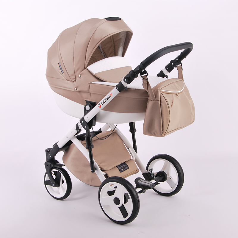 цена Comfort POLAND Stroller Baby Stroller for winter Poland 2 in 1 LONEX Russia Free deliver from Russia онлайн в 2017 году