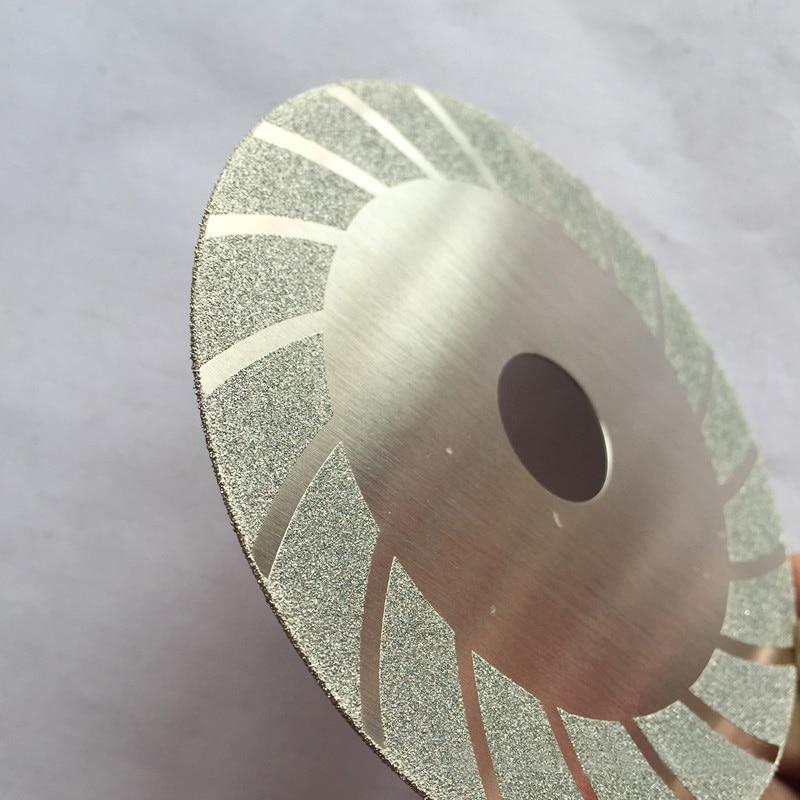 Disco diamantato da 100 mm per accessori per utensili rotanti Dremel - Utensili abrasivi - Fotografia 4