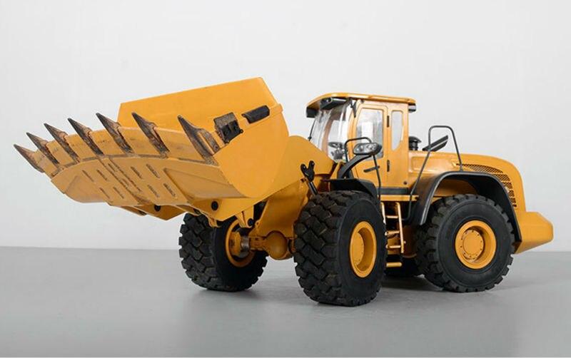 1/14 RC Hydraulique Chargeuse sur pneus 870 K