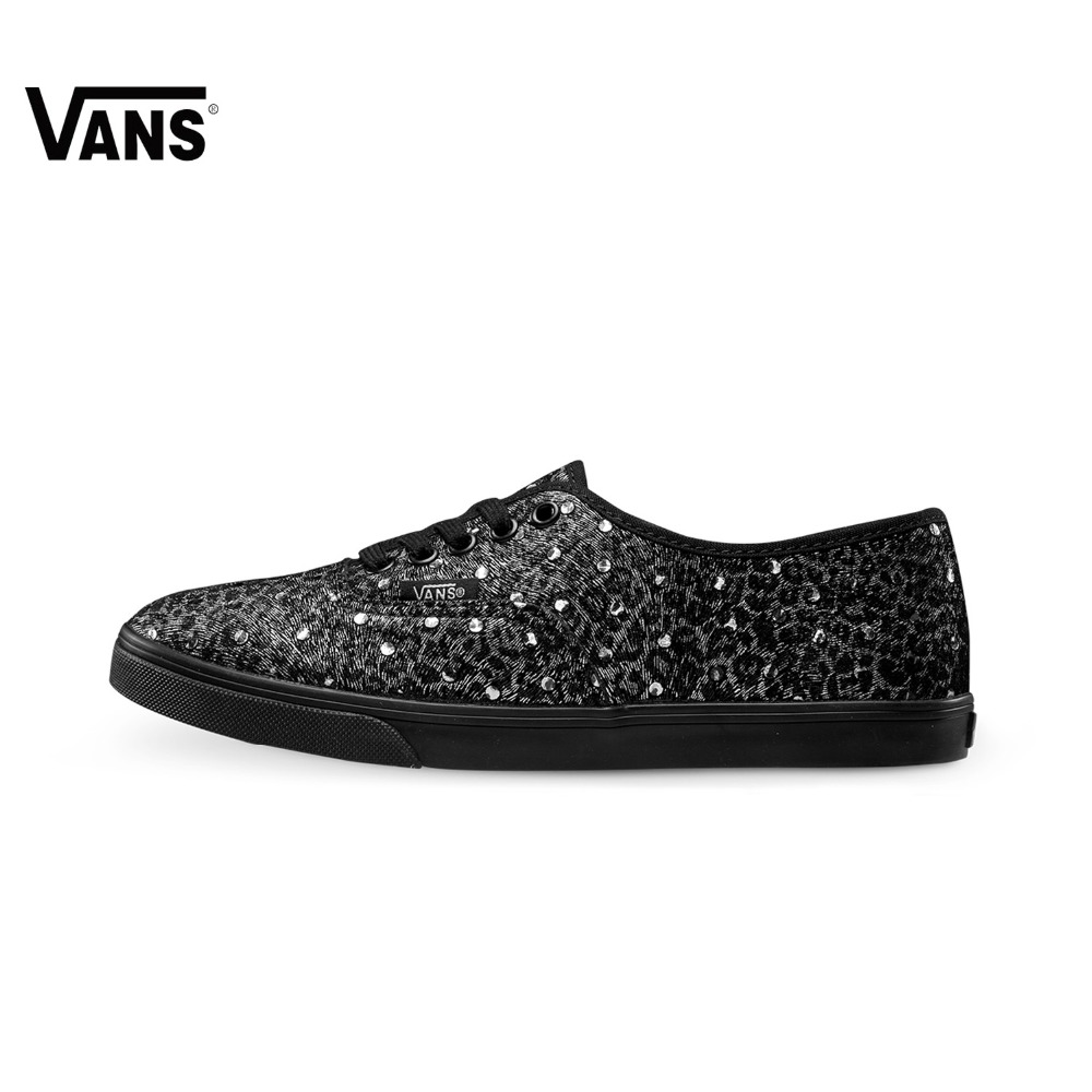Original Vans New Arrival Low-Top Women's Skateboarding Shoes Sport Shoes Canvas Shoes Sneakers original vans black and blue gray and red color low top men s skateboarding shoes sport shoes sneakers