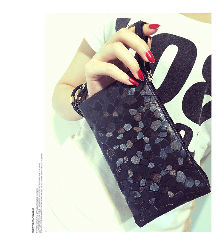 Women Fashion Autumn Winter New Korean Style Hand Clutch Bag Clutches Bags Online Shopping Black Silver Gold Blue Purple7