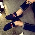 Mens Shoes Casual 2017 Fashion Men Shoes Leather Men Loafers Moccasins Slip On Men's Flats Male Shoes
