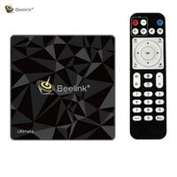 Beelink GT1 Ultimate TV Box Amlogic S912 Octa Core CPU Set Top Box Media Player Android 7.1 Bluetooth 3G 32G 2.4G+5.8G Dual WiFi