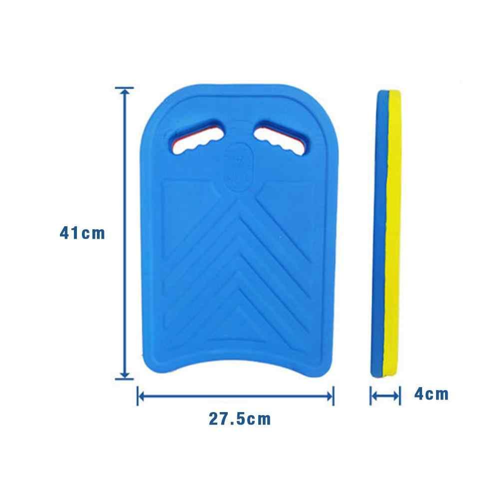 Детская Для Взрослых Бассейн Доска-поплавок аксессуары для плавательного кикборда EVA безопасная доска для плавания тренировочная помощь задняя пластина доска