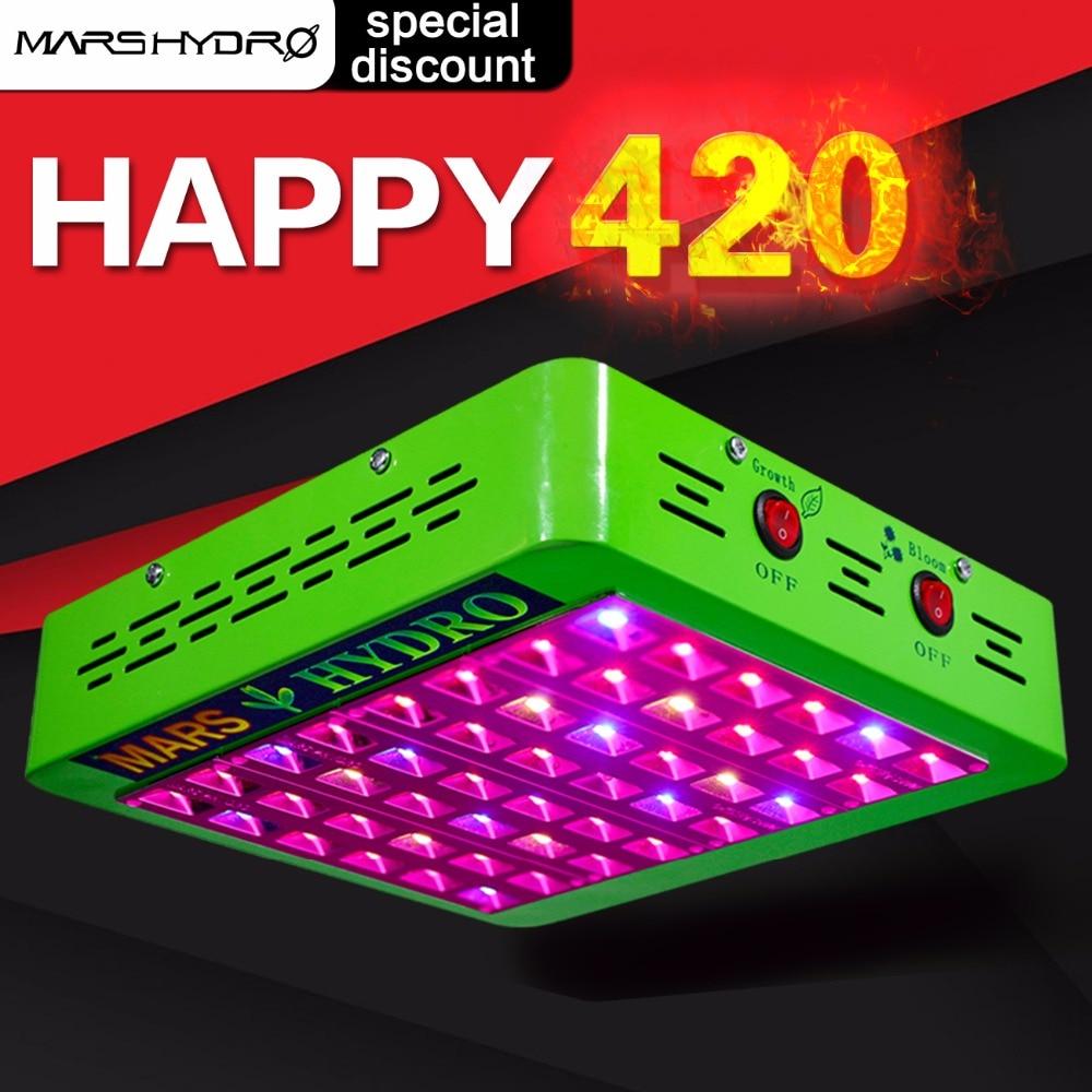 MarsHydro отражатель 240 Вт светодиодный светать полный спектр Вег цветок лекарственное растение Панель Indoor цветок Вег