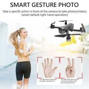 Image 4 - KF607 Mini Drone With Camera HD Altitude Hold Headless Mode 2.4G RC Foldable Drone quadcopter RTF Quadcopter RC Helicopter Toys
