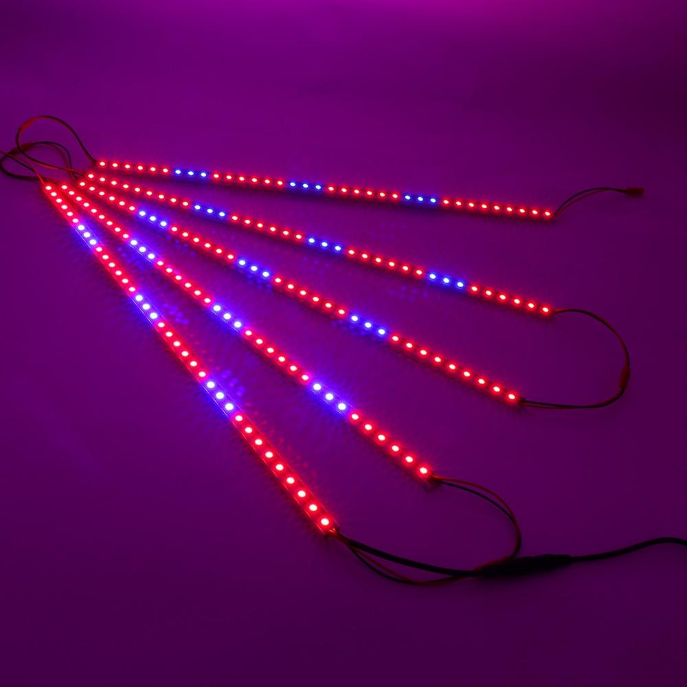 10бр / лот 10W 0.5m DC12V LED ленти растеж - Професионално осветление - Снимка 5
