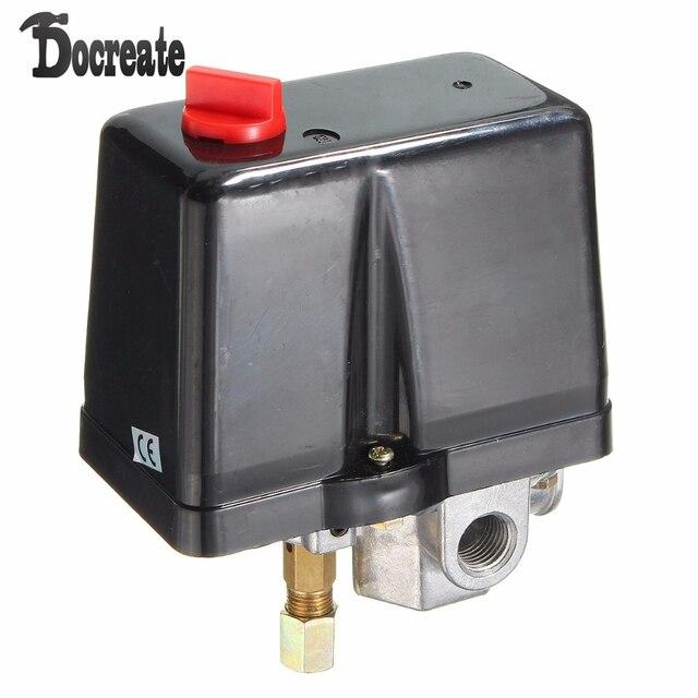 1 4inch Bsp 380v 160psi Air Compressor Pressure Switch