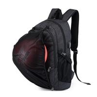 Multifunctional 15.6 Laptop USB Charging School Basketball Backpack For Teenagers Outdoor Unisex Fitness Gym Bag Sac De Sport
