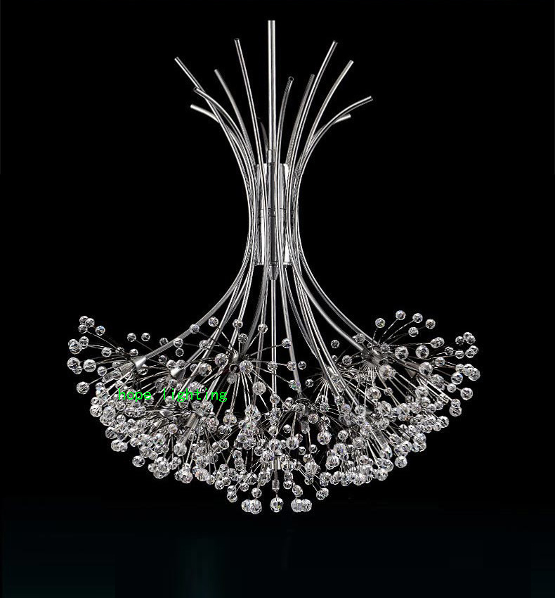 dining room modern crystal lighting chandelier living room modern
