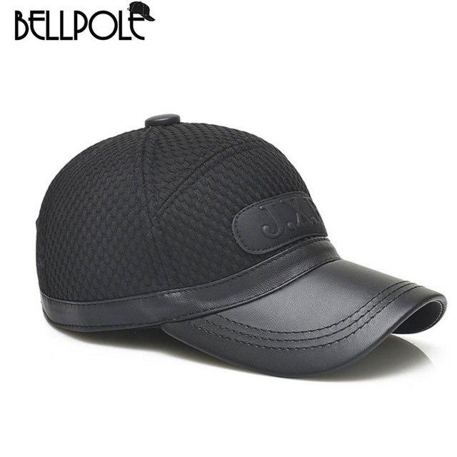2018 vente offre sp ciale hiver casquette de baseball hommes papa chapeaux pour j x f logo. Black Bedroom Furniture Sets. Home Design Ideas