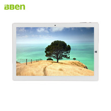 Bben Dual boot tablet pcs windows10 4gb 64gb Cherry trail z8350 Quad core wifi win10 Android