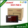Original New Arrivals Launch X431 PAD 2 Wifi/ Bluetooth Tablet Full System Launch X431 PAD II official Update free