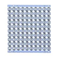 BIFI-4-foot WS2812B WS2812 жесткая доска маленькая точка 5 в 5050 RGB WS2811 волшебный цвет полноцветные бусины лампы
