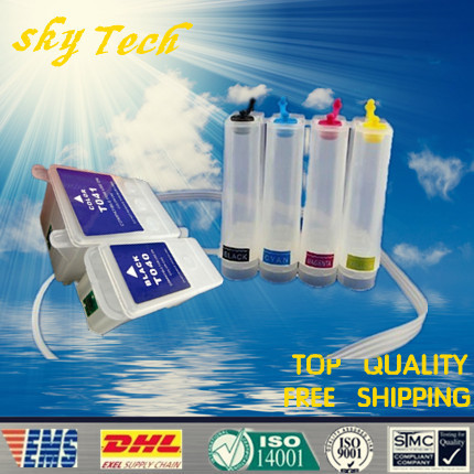 Empty CISS Suit for T040 T041 . CISS Suit for Epson stylus CX3200 C62 . With ARC Chips ciss suit for epson stylus photo r1900 suit for t0870 t0871 t0879 series fulll dye ink ciss with arc chips