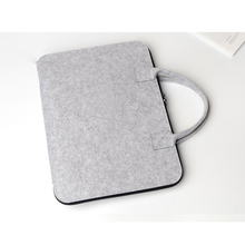 11 13 14 15.6 17.3 Inch Super Light Carved Wool Felt Laptop Bag for MacBook Lenovo Dell HP Asus Computer Bag 15.6 Notebook Case