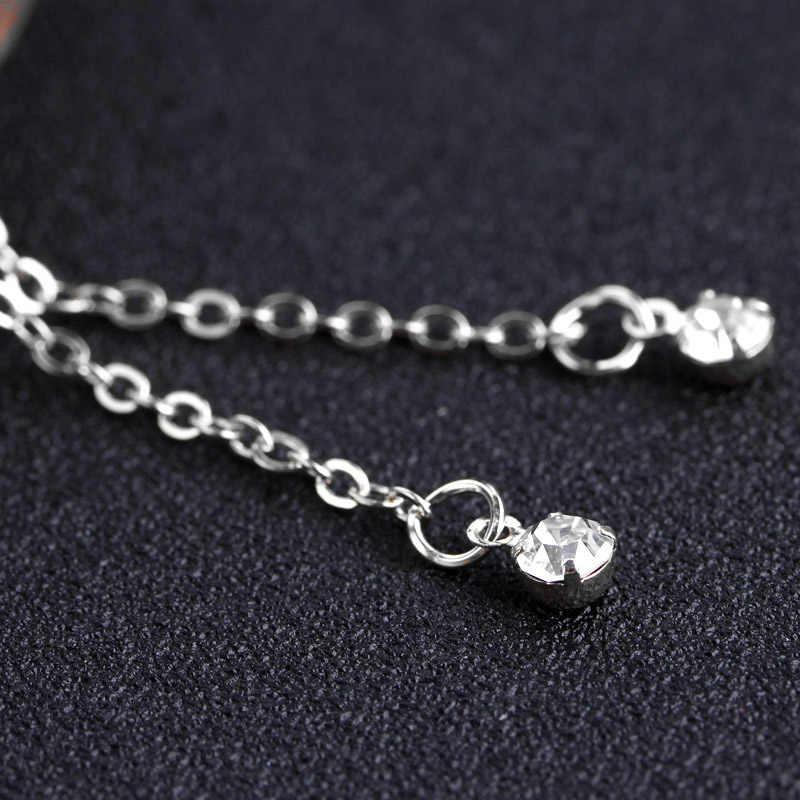 SHUANGR ใหม่แฟชั่น Hot Golden Tiny Link Chain ผีเสื้อ Charm Anklets สำหรับผู้หญิงเท้าเครื่องประดับสร้อยข้อมือของขวัญ
